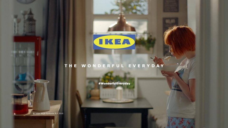 Ian Murray    Director of Photography - IKEA