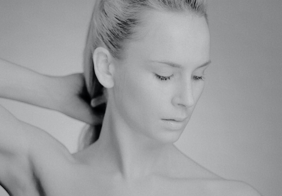 Beauty Portraits - ren-1-bw-P664
