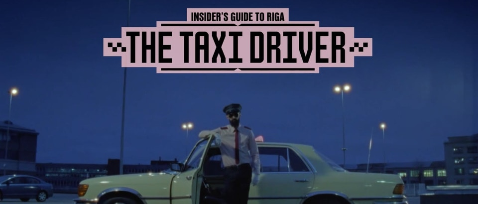 Insiders  Guide to Riga series