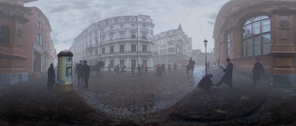 VR Riga Time Jump