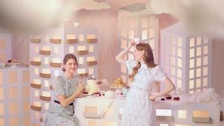 Carlton Tower Jumeirah - Afternoon Tea