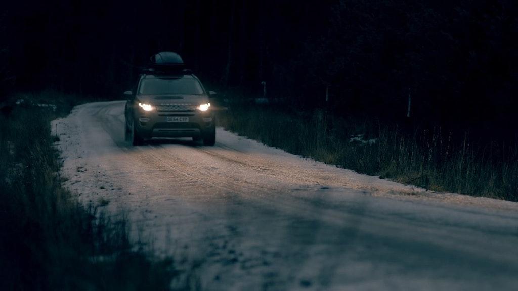 "Land Rover ""Hybernot"" Film 3"