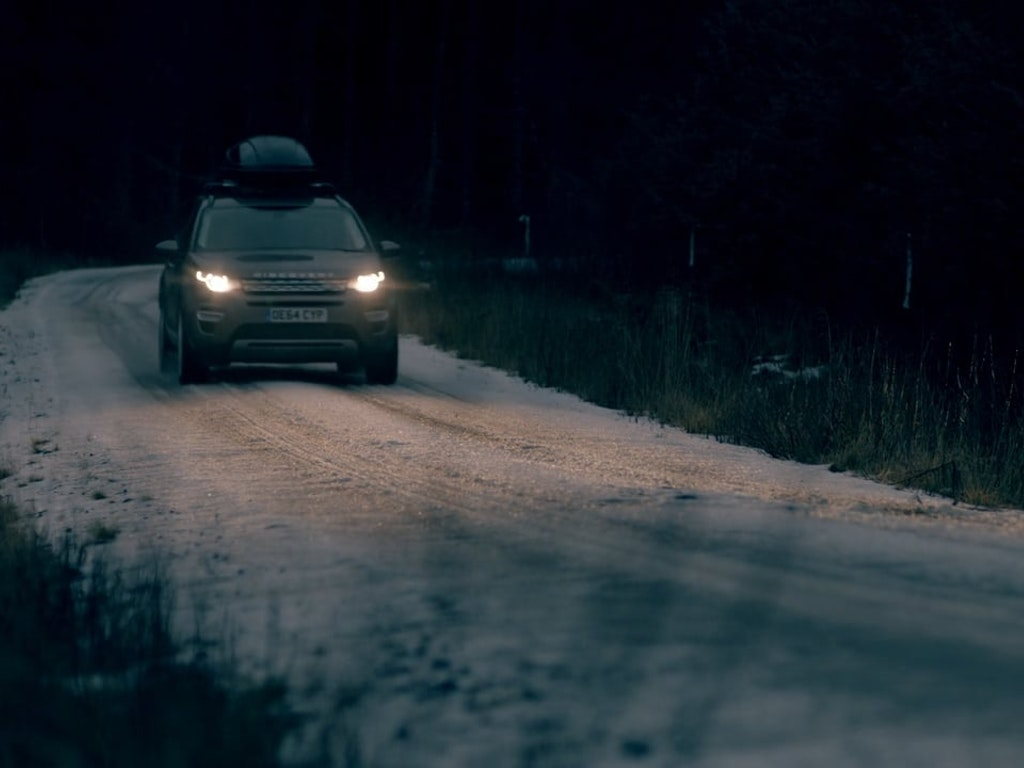 "Land Rover ""Hybernot"" Film 3"