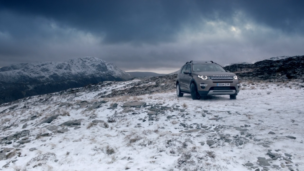 LANDROVER: 'HIBERNOT (THE ROEBUCKS)