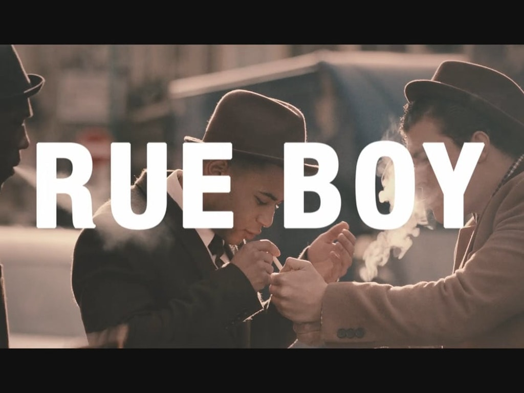 Rue Boy -  Part 1 (Rude Boy's Rendezvous)