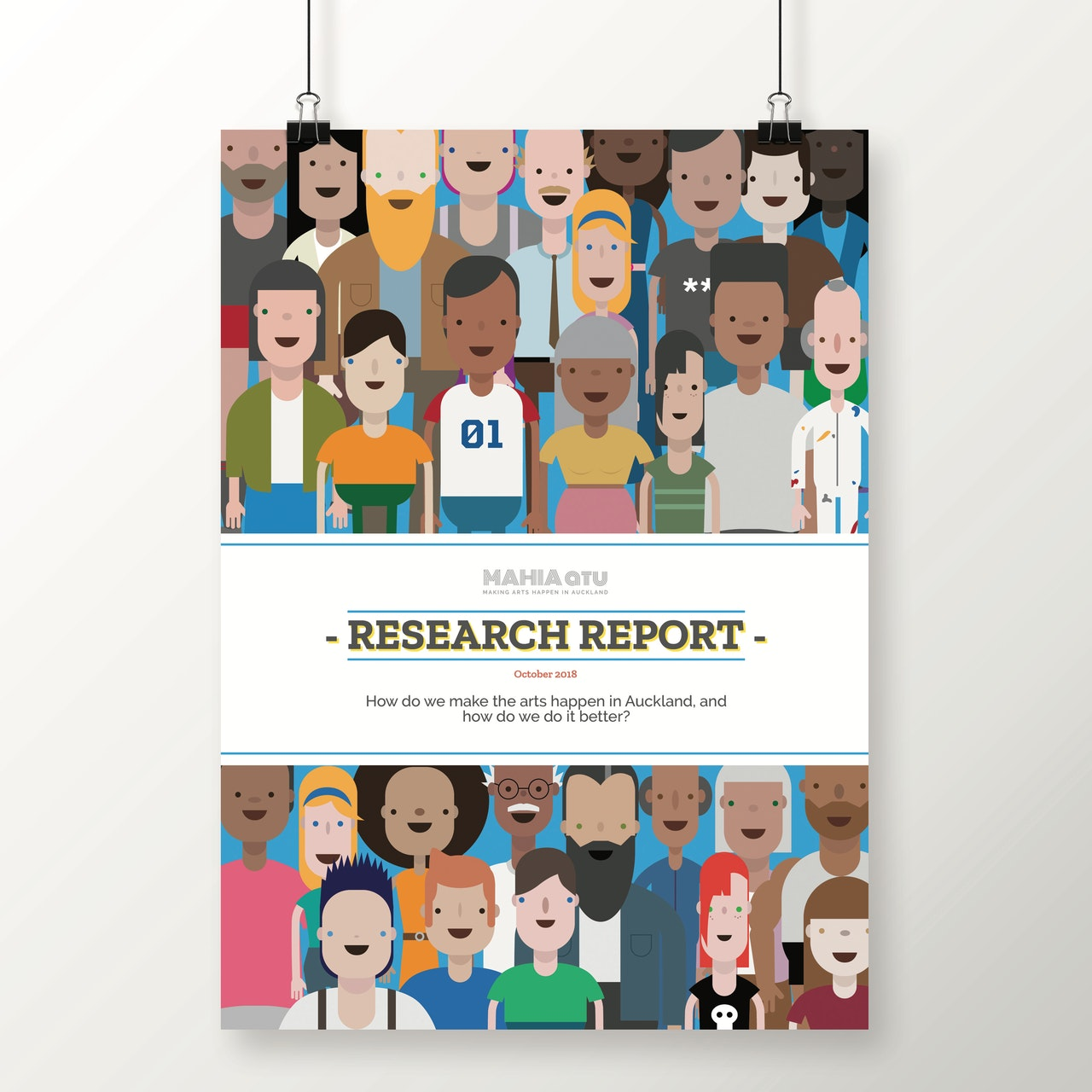 ART RESEARCH REPORT