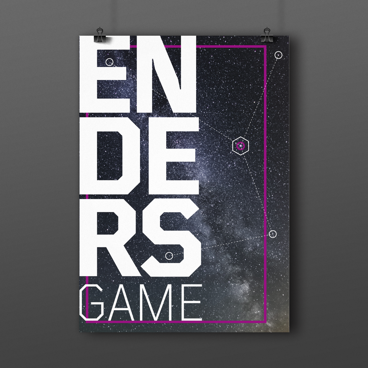ENDER'S GAME POSTERS