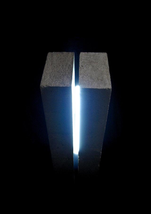 Cement Lamp 01