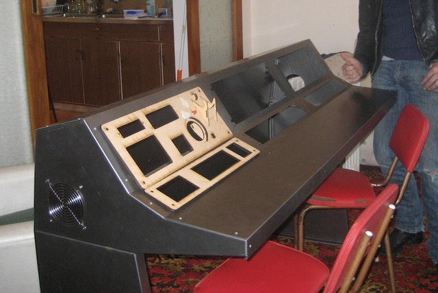Metal Console