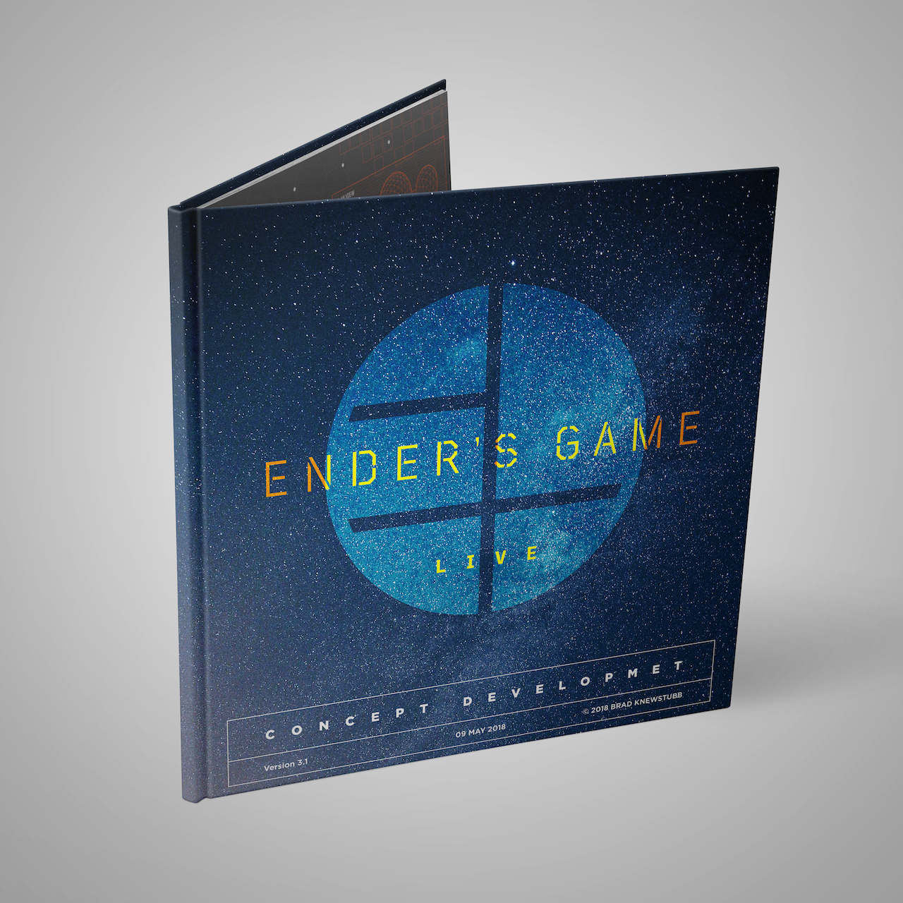 ENDER'S GAME PITCH