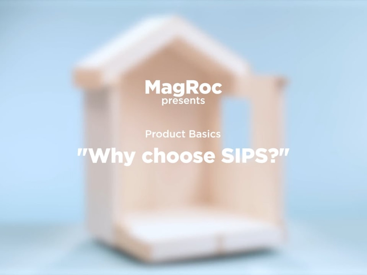 MagRoc - Why Choose SIPS?