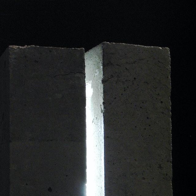 Concrete Lamp 127