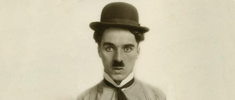 FEE FIE FOE - The Real Charlie Chaplin