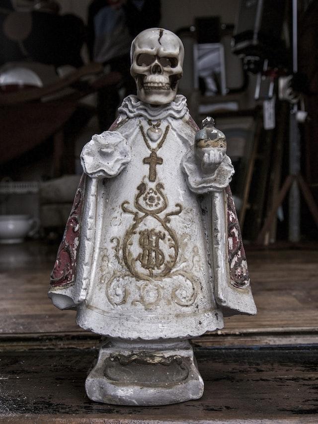 skull prague