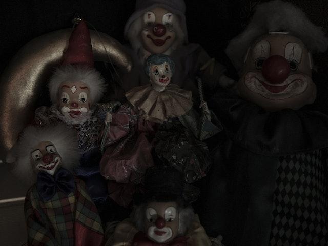 clown bunch