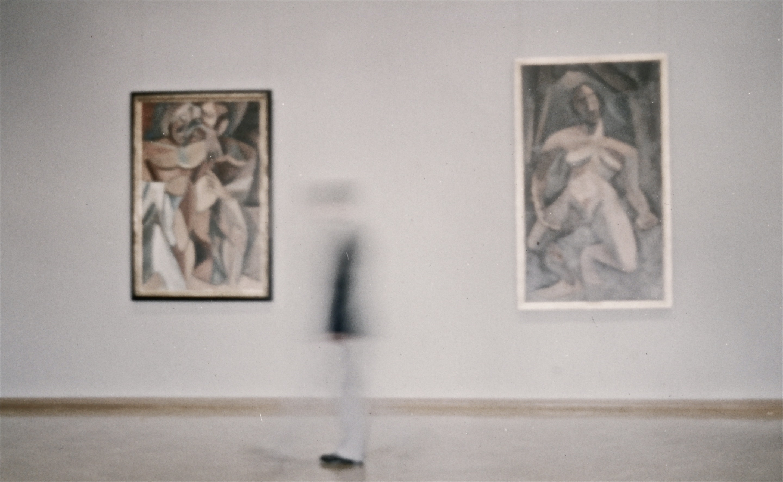 JONO SMITH - St Petersburg cubism