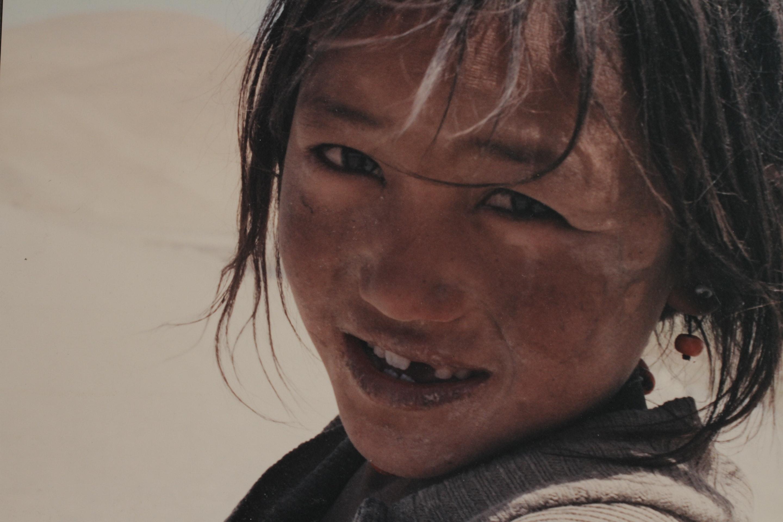 JONO SMITH - Tibet child