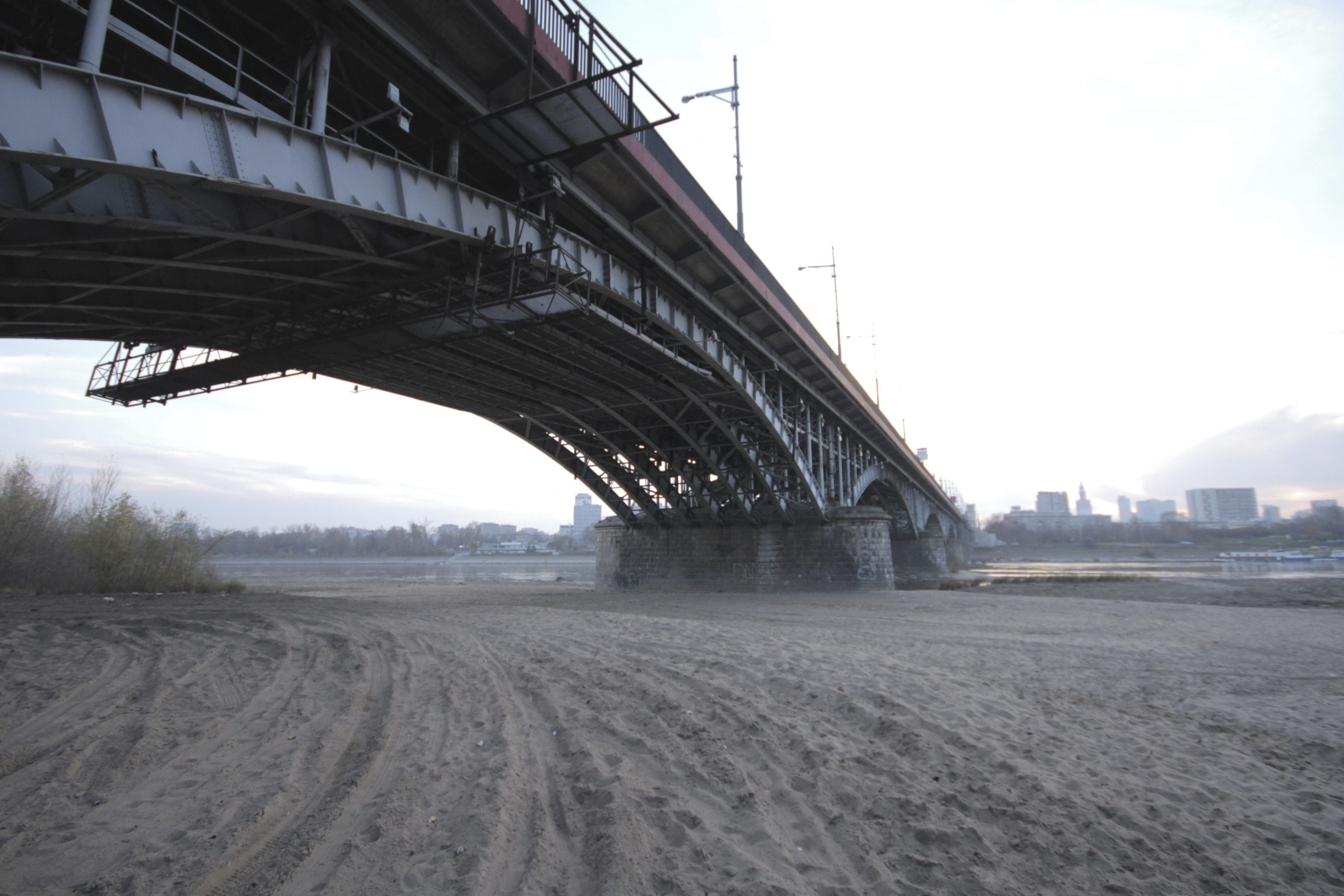 JONO SMITH - warsaw dust