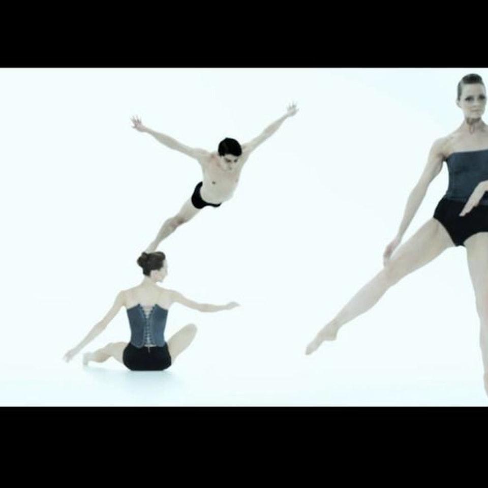 JONO SMITH - Dance ad for Icon dance company