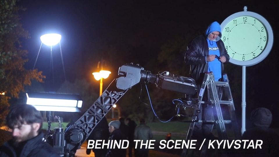 Kyivstar / Unlimited Internet - Kyivstar - Director Kobayashi - Behind the Scene