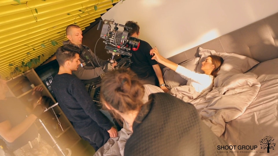 Unlimited Internet / Kyivstar / Director's Cut - Kyivstar - Director Kobayashi - Backstage