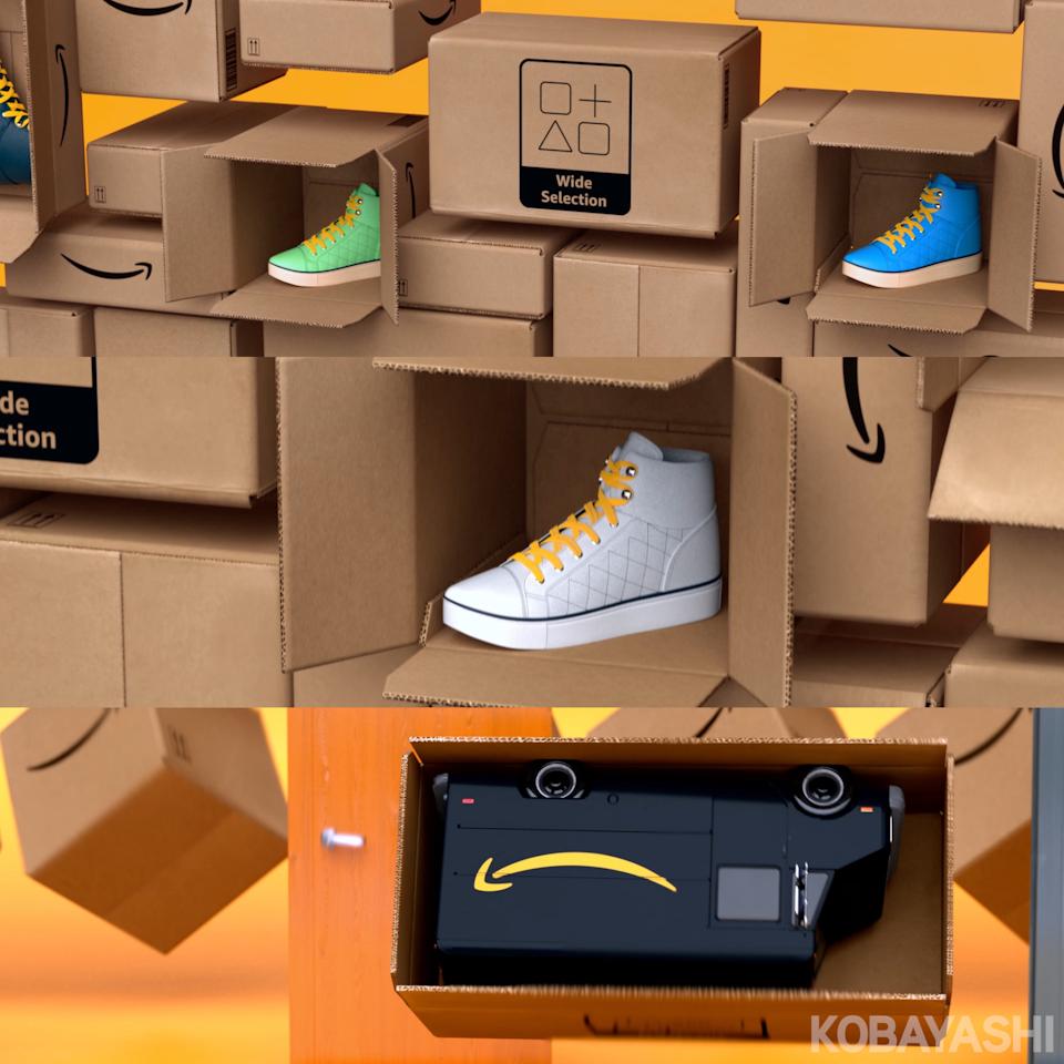 Amazon / Hello World