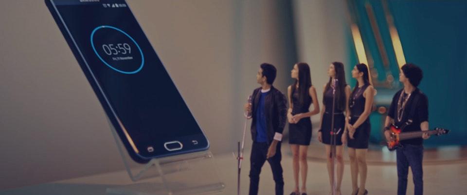 Samsung / MyGalaxy App