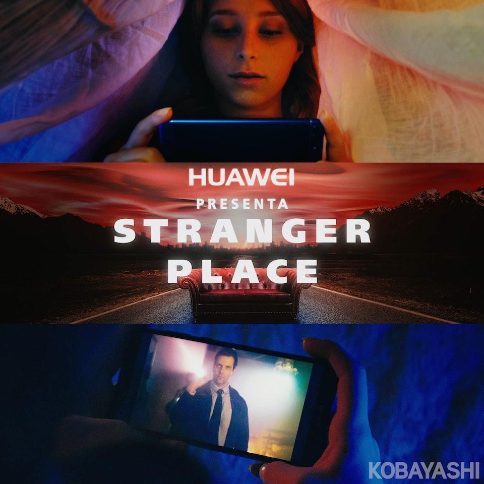 Huawei / Stranger Places