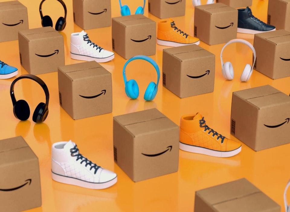Amazon / Hello World - Amazon - Hello World