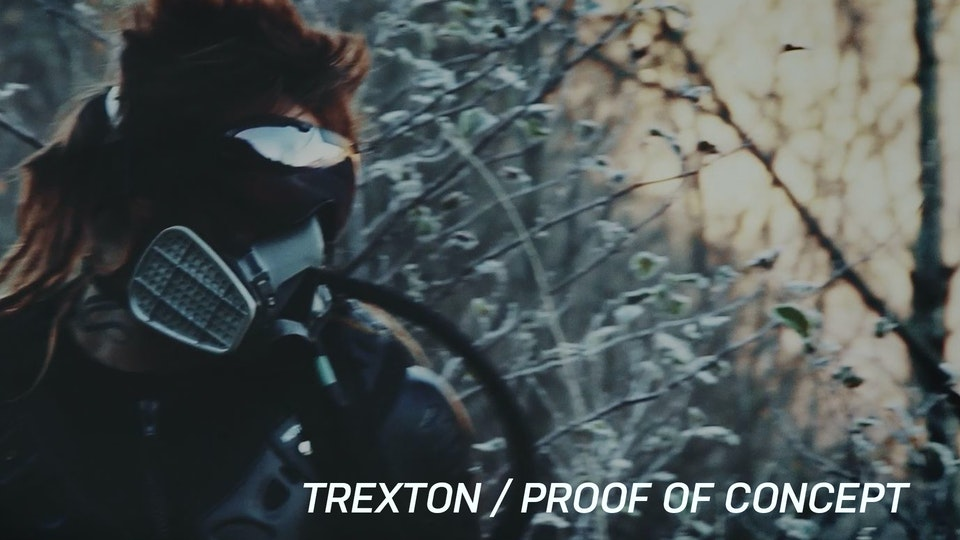 Trexton / Proof of Concept - Trexton   Sci-Fi   Proof of Concept