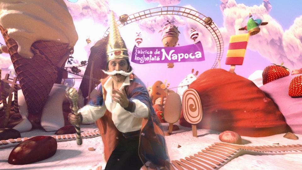 Ice Cream Factory / Napoca