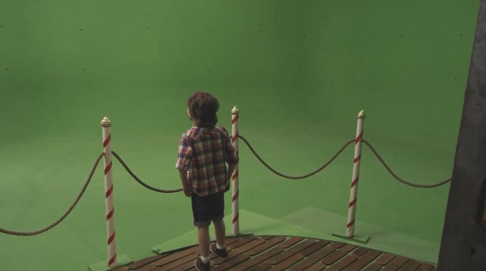 Napoca / Ice Cream Factory - VFX 001 - Ice Cream Factory - Napoca - Director Kobayashi