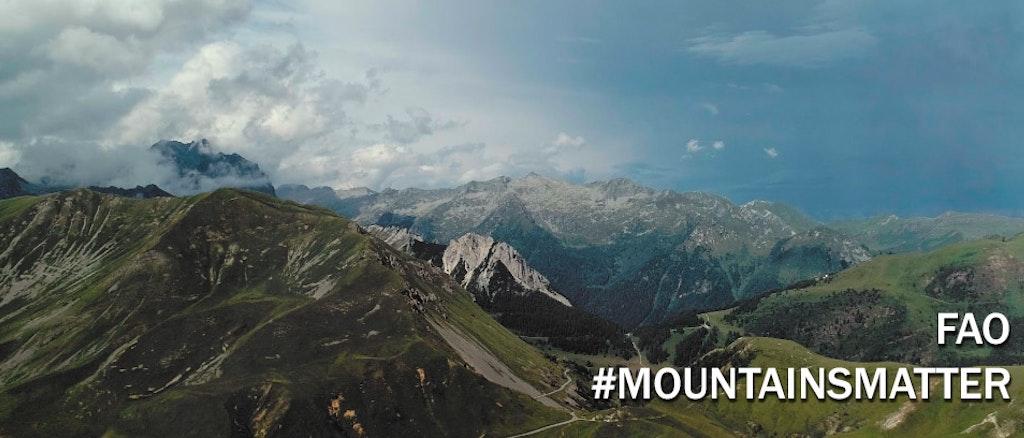 #MountainsMatter / FAO