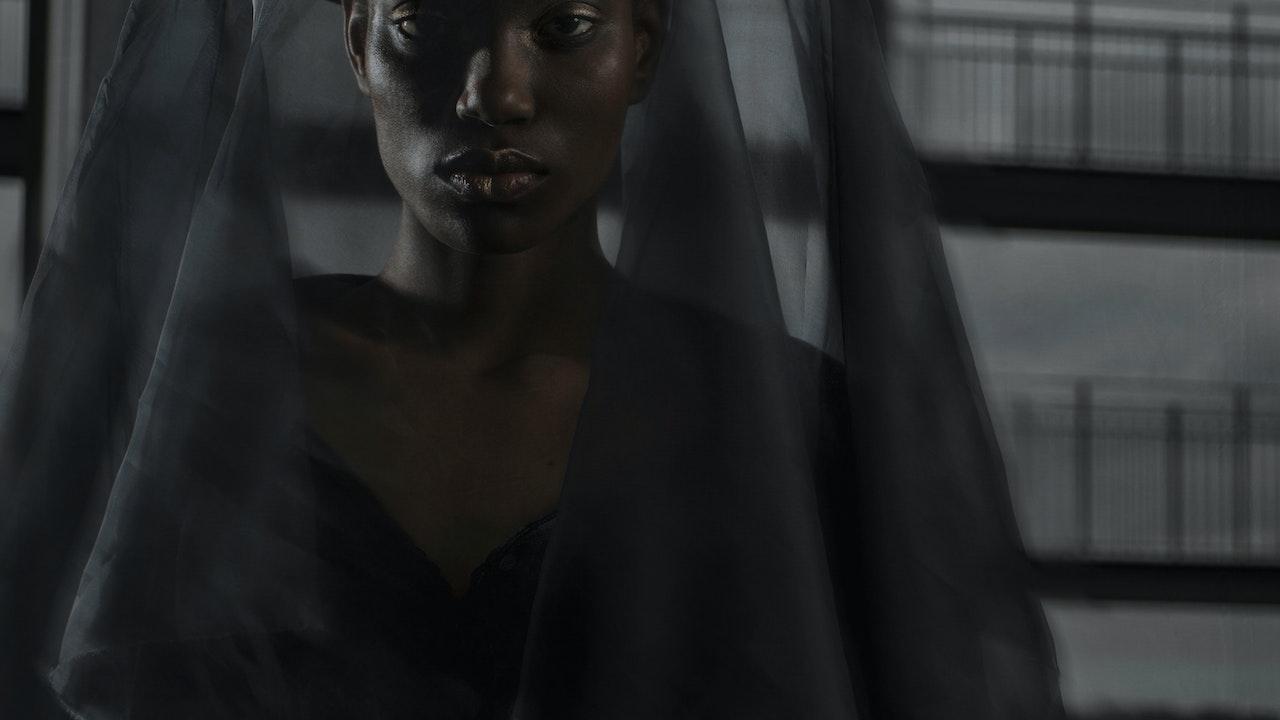 La veuve noire - Fashion story