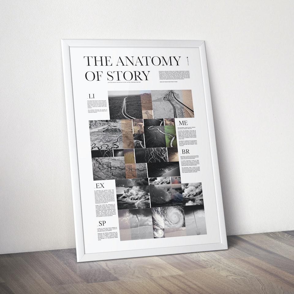 Tim Jarvis - Anatomy of Story