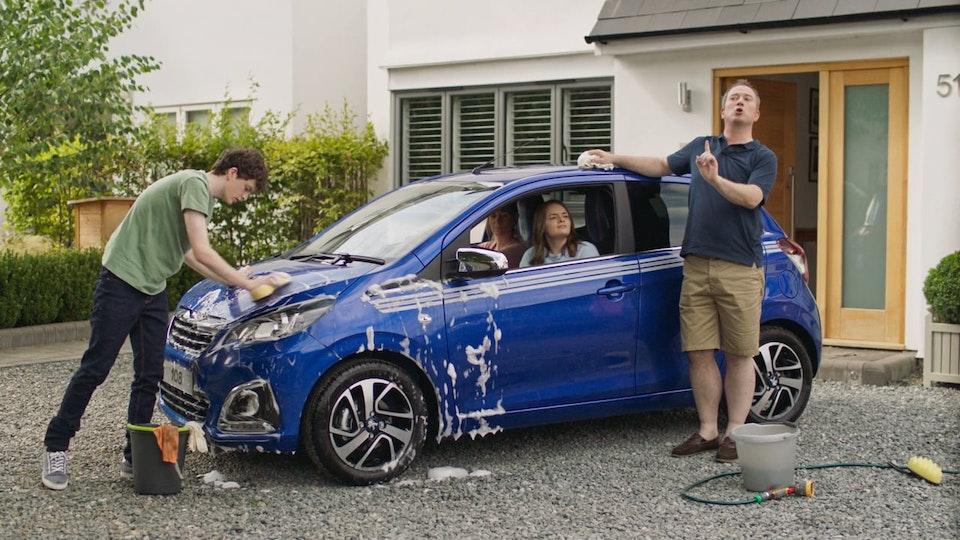 Peugeot: Click Click Boom