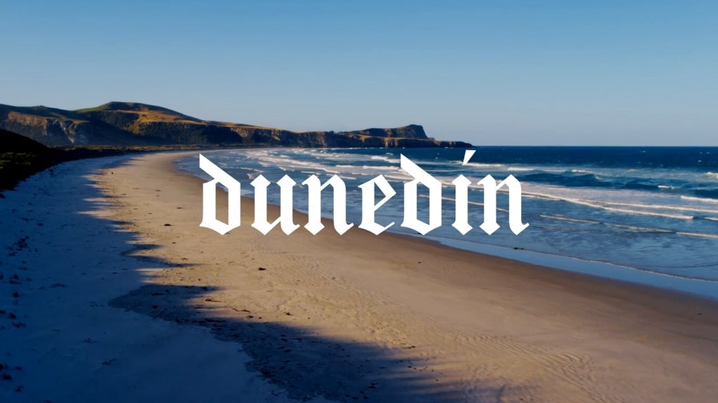 Dunedin Brand Video 2015