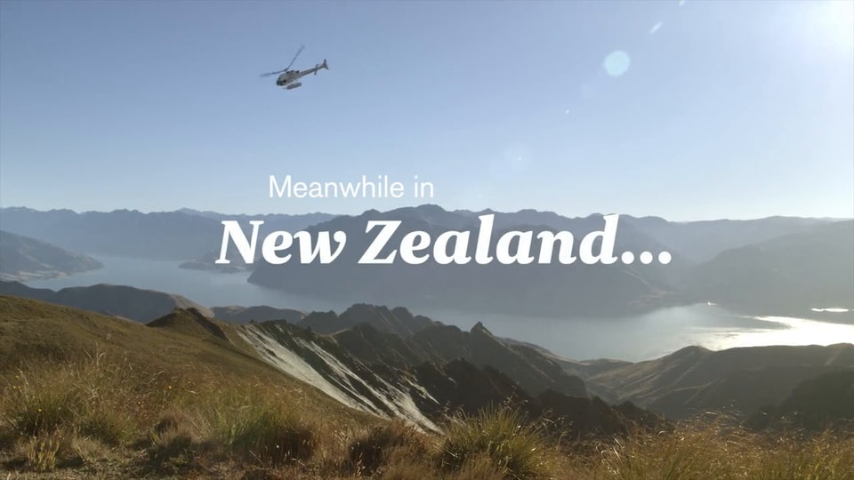 Air New Zealand - Tortoise & Hare