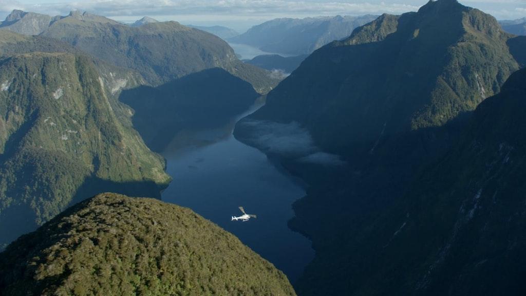 Alpine Helicopters - Dusky Sound Longform