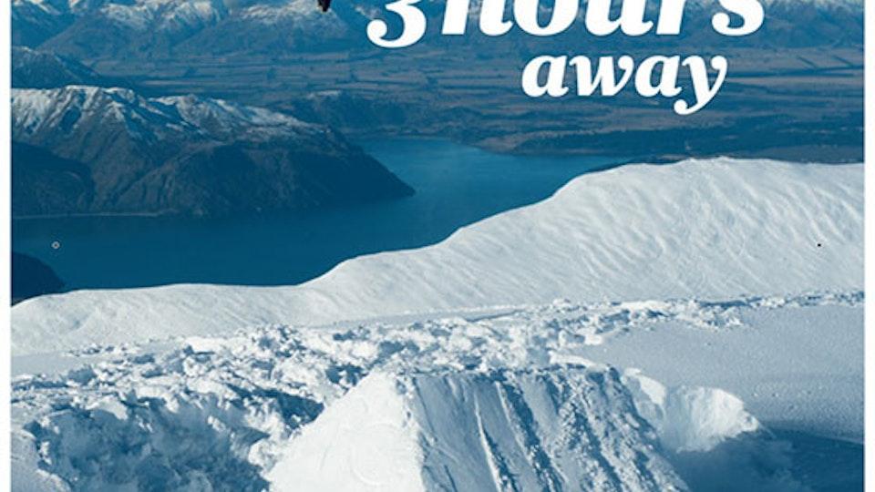 Stills - Client - Air New Zealand
