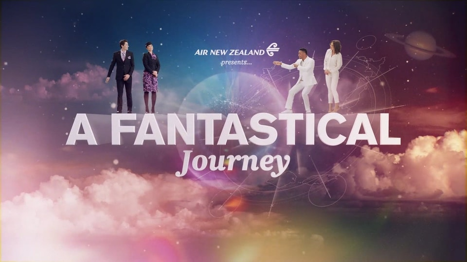 Air New Zealand Safety Video 2017