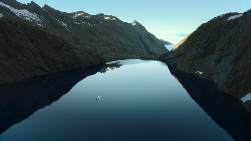 Alpine Helicopters - Fiordland Heli Traverse
