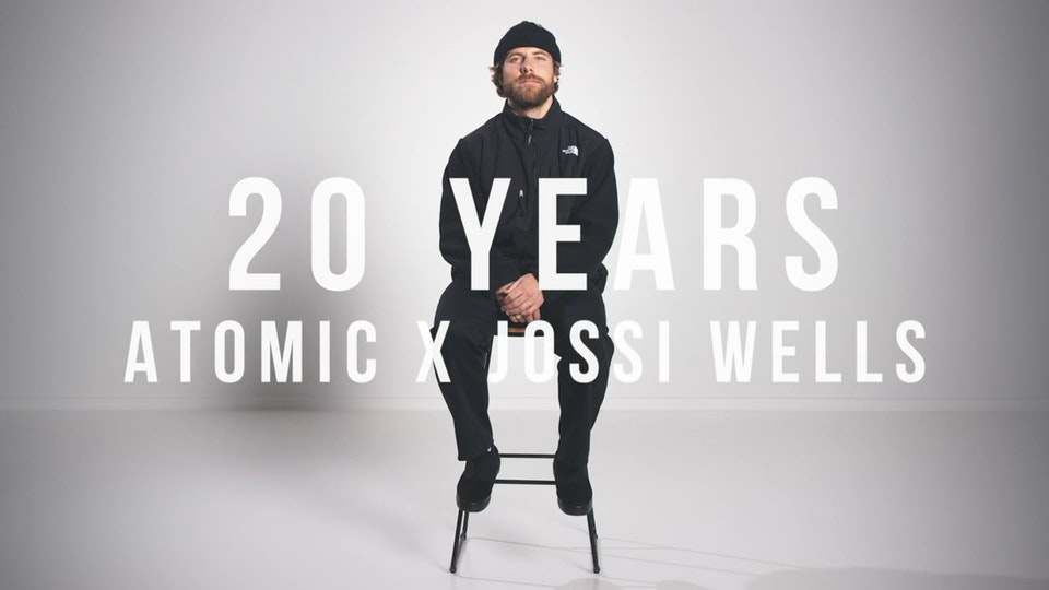 Atomic x Jossi Wells - 20 years and counting