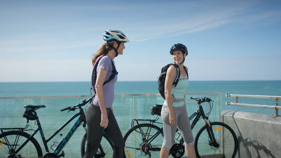 Tourism New Zealand Cycling - Hawkes Bay