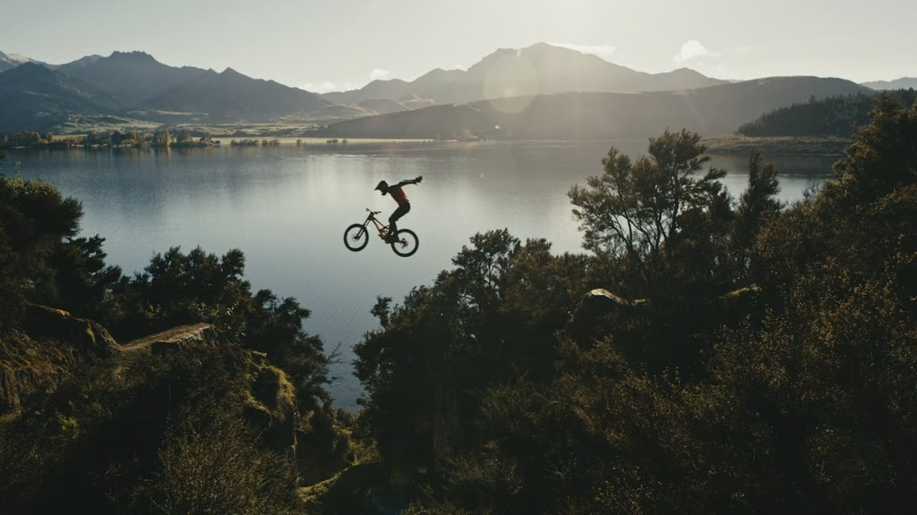 Red Bull - Sound of Speed, Conor Macfarlane