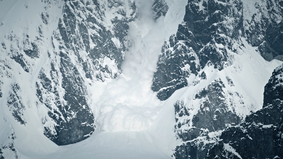 Nutri-Grain presents Unstoppable: Mt Avalanche
