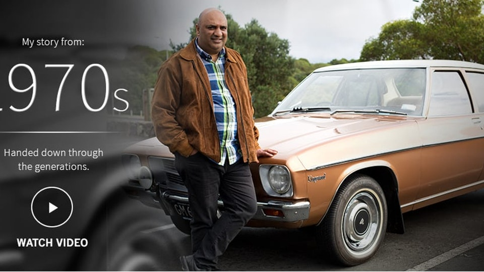 Holden 60 Years Loyal Campaign   1970s   Princes & Kingswoods