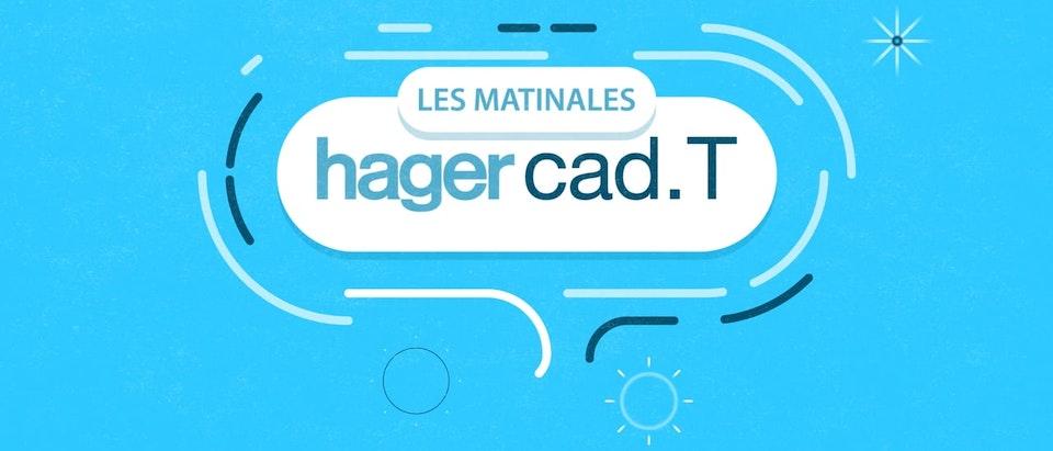 SLEAK - Les matinales HagerCAD | EXPLAINER