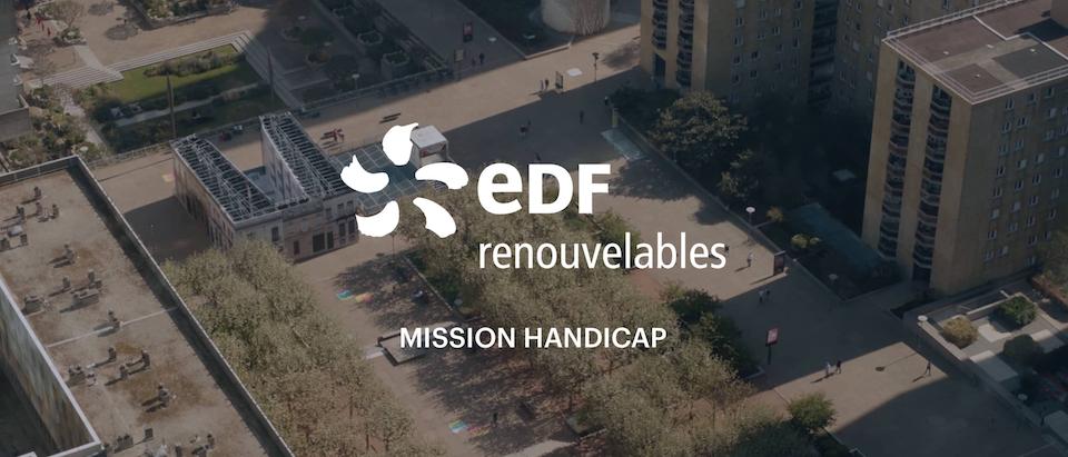 SLEAK - EDF Renouvelables - Mission Handicap