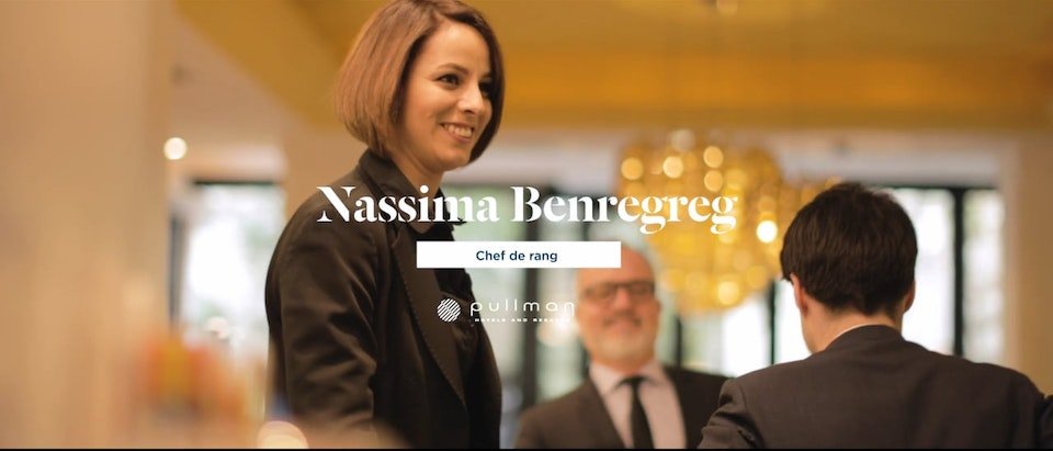 Accor Luxe   Digital Content - ACCOR LUXE CARRIERE - Nassima Benregreg